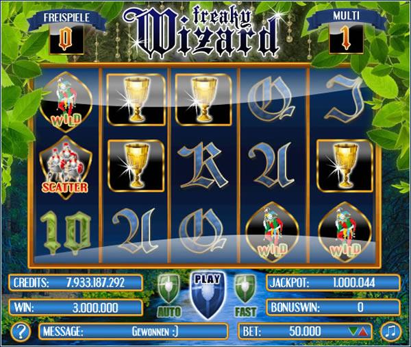 Freaky Wizard5 CF (FWX)