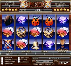 Queen FWX