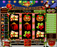 ChristmasWonder 3 CF FWX