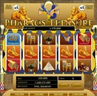 Pharaos Treasure FWX R4E